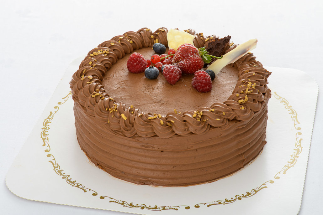 Sjokoladekremkake